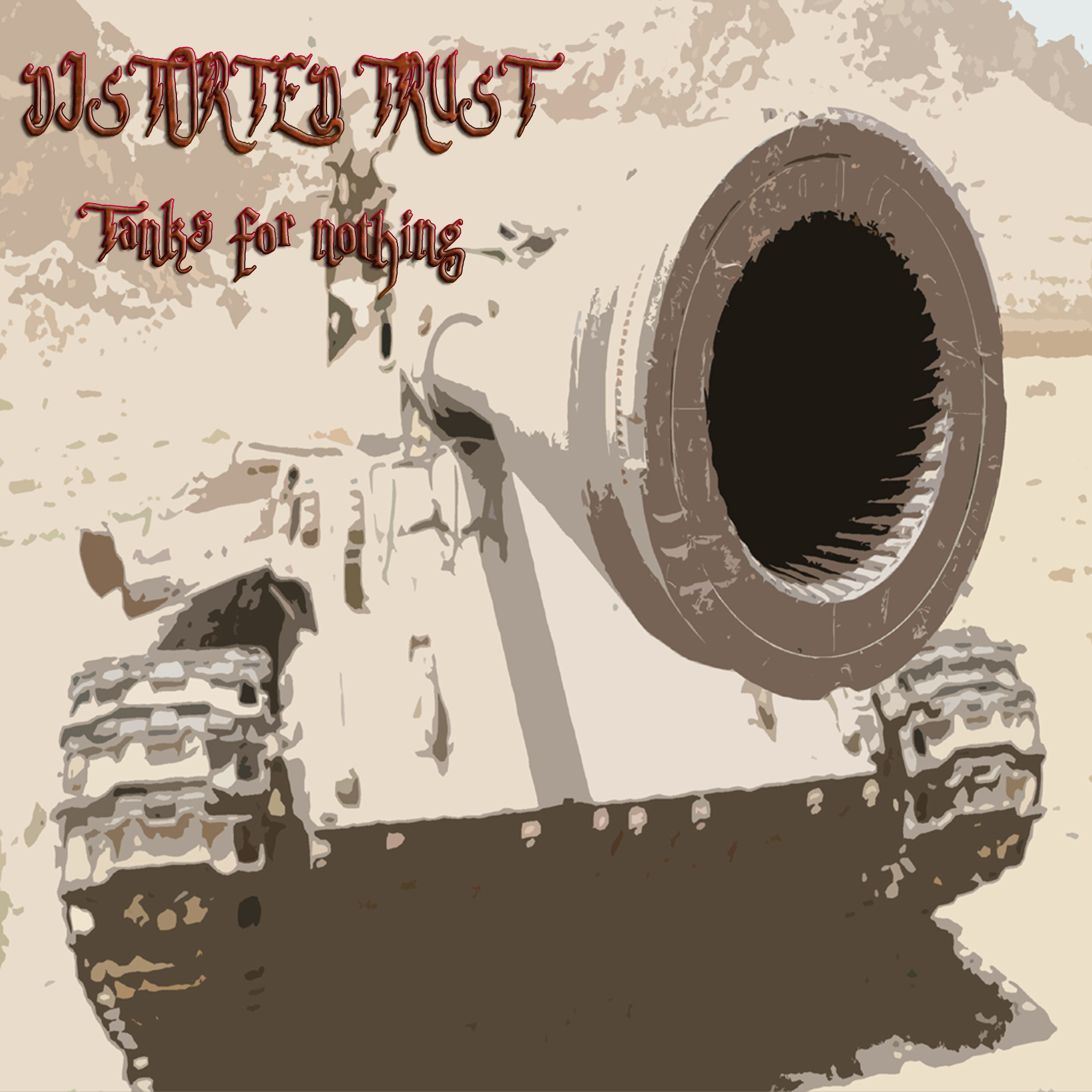 tanks for nothing cover